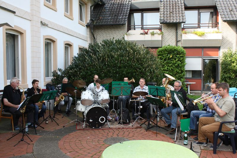 Probewochenende 2014 Posaunenchor Bottrop Eigen 088